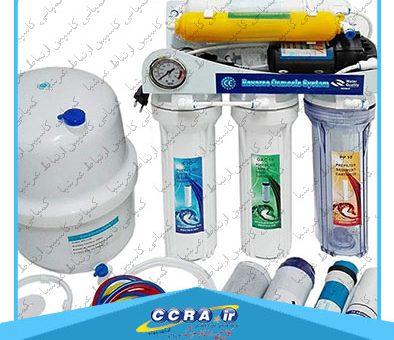 امکانات دستگاه های تصفیه آب نیمه صنعتی واتر تک