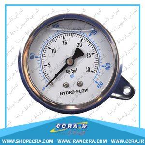 ضرورت استفاده از گیج فشار در دستگاه های تصفیه آب خانگی واتر تک