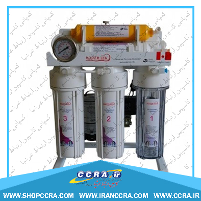 میزان آب تولید شده از دستگاه های تصفیه آب خانگی واترتک به چه عواملی بستگی دارد؟