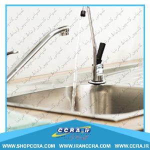 بررسی کم بودن فشار آب از شیر برداشت دستگاه تصفیه آب خانگی واترتک