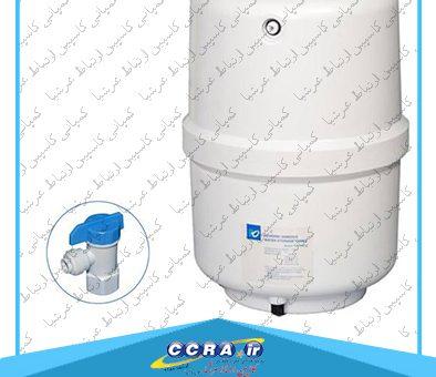 چگونگی تشخیص مشکل افت فشار آب از مخزن دستگاه تصفیه آب خانگی واتر تک