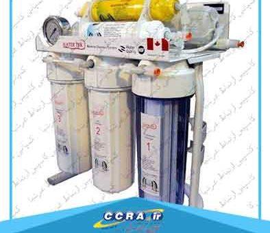 هدف از تصفیه آب در دستگاه تصفیه آب واتر تک