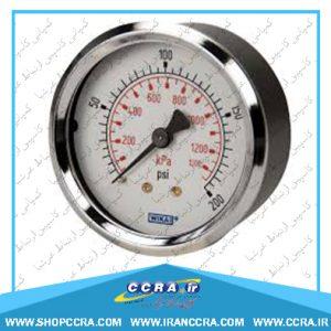 گیج فشار در دستگاه تصفیه آب خانگی واتر تک watertek