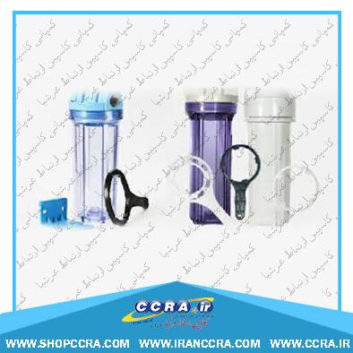 ساختار هوزینگ در دستگاه تصفیه آب خانگی واتر تک
