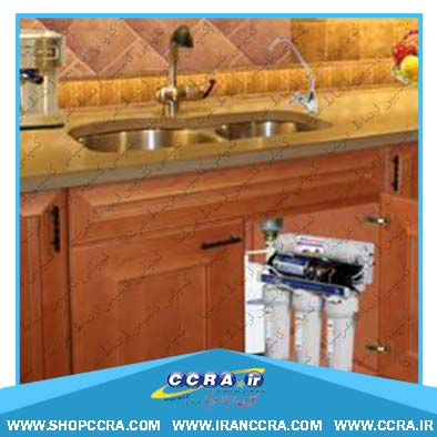 محل نصب دستگاه های تصفیه آب خانگی واترتک و محدوده فضای اشغالی