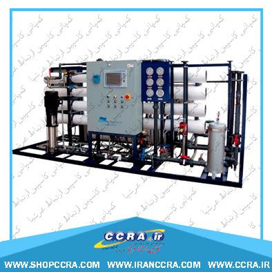 دستگاه تصفیه آب صنعتی واتر تک Water Tek